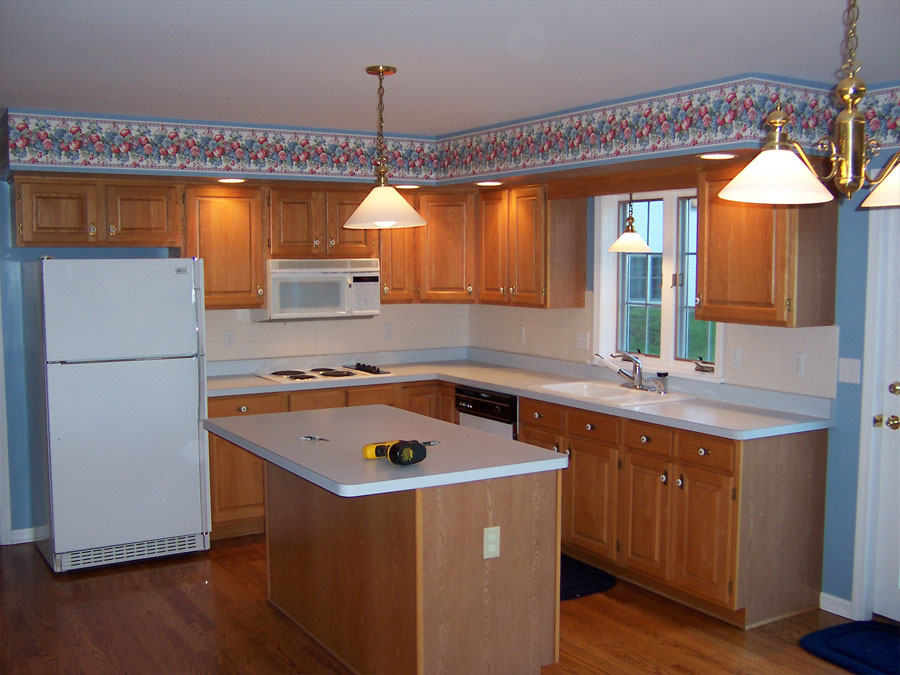 Tovey co for New small kitchen ideas