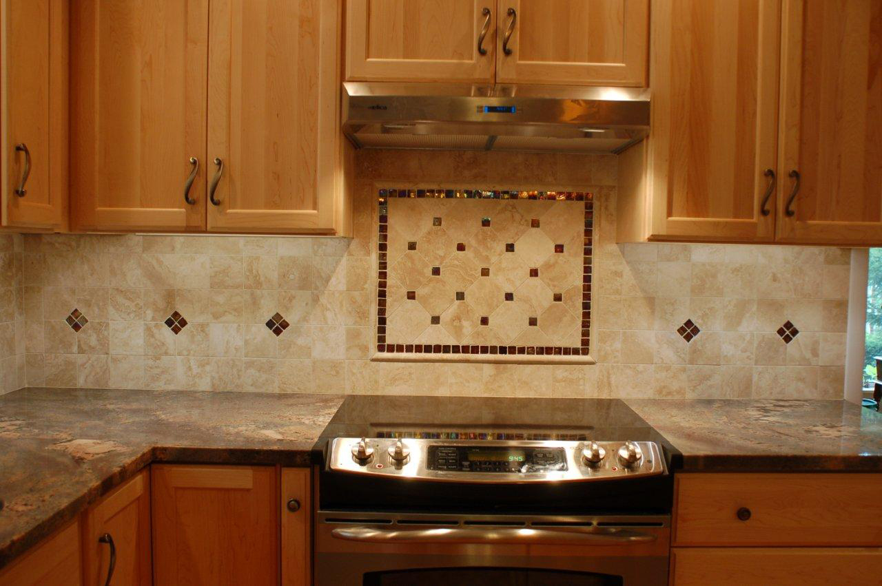 Tumbled Stone Backsplash Kitchen Tovey Co.